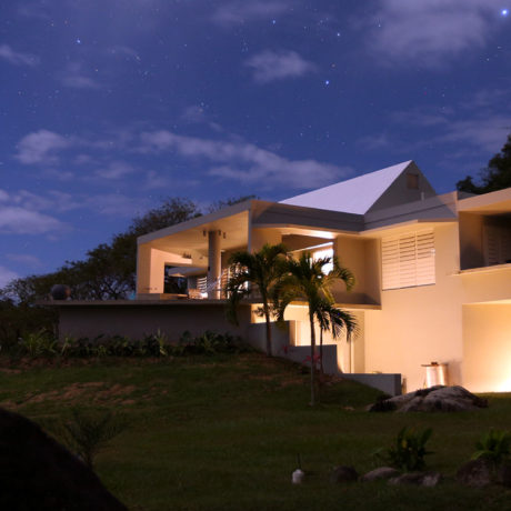 Casa Angular at night - Vieques vacation rental - Puerto Rico