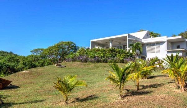 Casa Angular sits on a hill